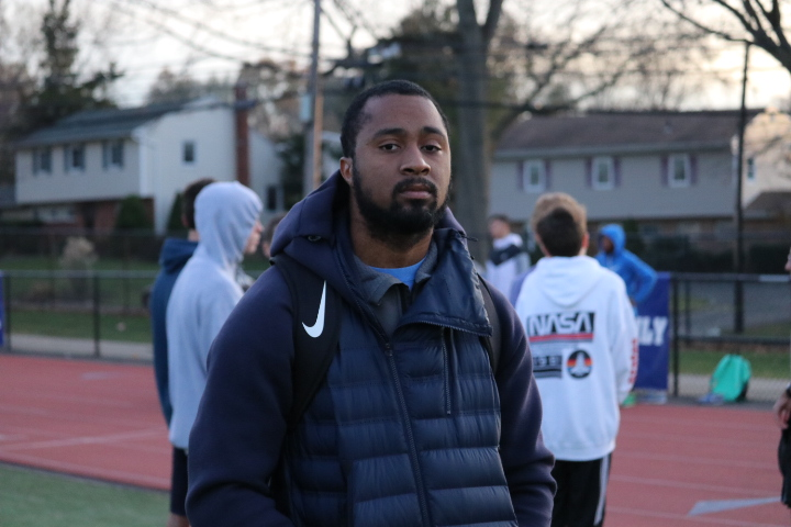Girls Track Head Coach, Mark Jackson
