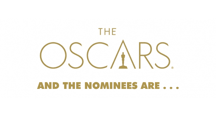 2020 Oscar Nominations By Category - 92nd Annual Awards