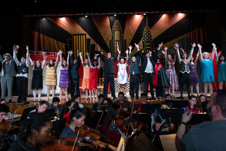 Last year's spring musical production of Thoroughly Modern Millie was hugely successful and talked about. Will this year's choice meet or surpass our expectations?