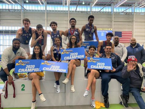 Blue Devils Win State Track Championships