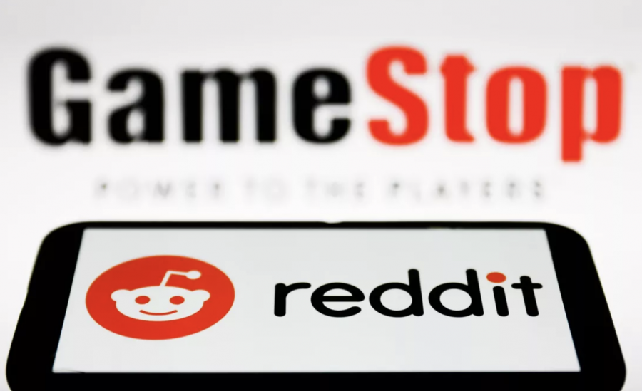 In 2020, GameStop filed for bankruptcy. In 2021, their stocks surged at the hands of Redditors. Credit: Getty Images