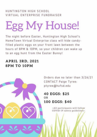 "Support HomeTown and Let Them ""Egg Your House"" for Easter!"